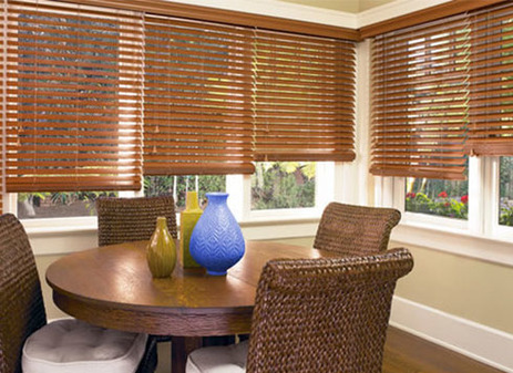 Window Blinds Shades And Shutters Residential Dining 1