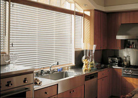 Window Blinds Shades And Shutters Residential Kitchen