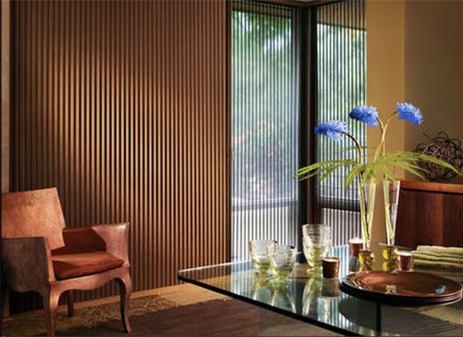 Window Blinds Shades And Shutters Residential Living Room