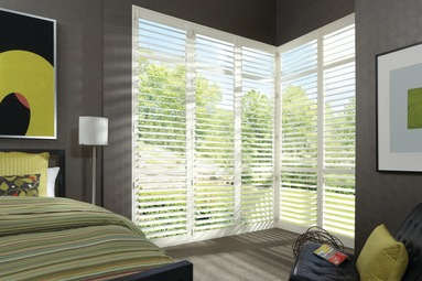 Window Blinds Shades And Shutters Newstyle 2010 Modern Bedroom