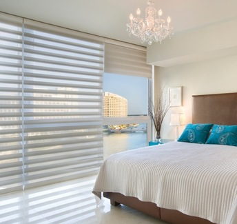 Window Blinds Shades And Shutters 2012 Satin Bedroom