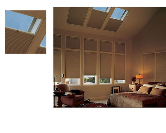 Window Blinds Shades And Shutters Skylight Shades