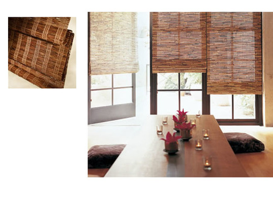 Window Blinds Shades And Shutters Woven Wood Shades